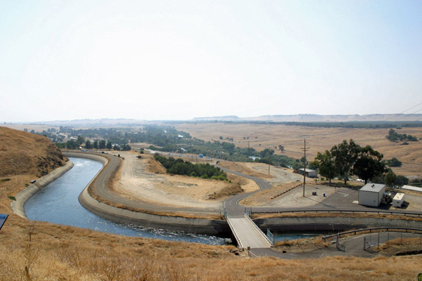 Temperance Flat Dam October 13, 2017