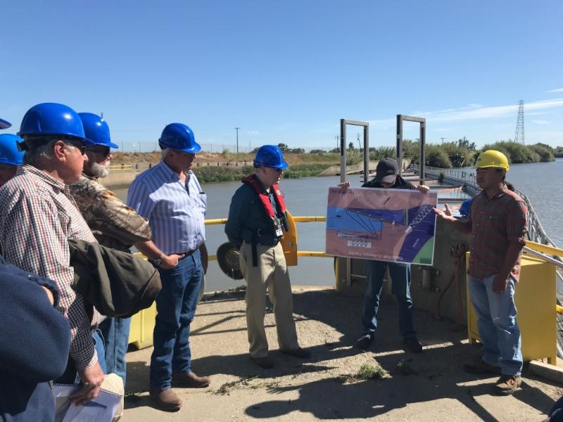 Valley Farmers Tour Delta May 30, 2018