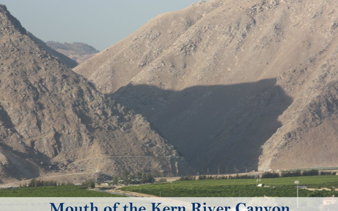 Kern Groundwater Authority GSA & PPIC Bonus June 27, 2018